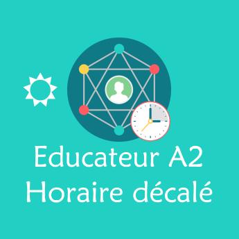 Educateur A2 Décalé
