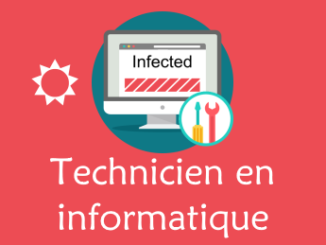 Technicien en informatique