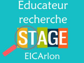 Educateur recherche stage - EICArlon