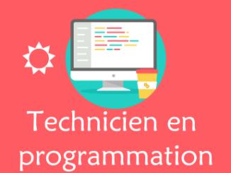 Technicien en programmation