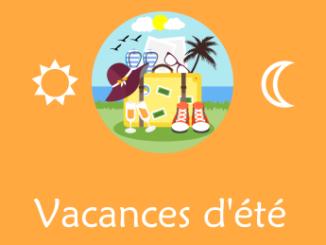 EICArlon - vacances d'été